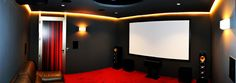 "Showroom ""Sala de cine"""