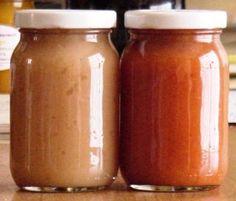Mermeladas de guanábana y mamey, en presentación de 280 gr.