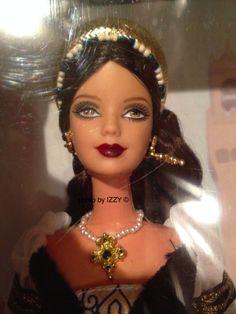 """Princess of the Renaissance"" Barbie Dolls of The World ~ Pink Label ~ Buy at ☛ http://www.ebay.com/itm/Princess-of-the-Renaissance-Barbie-Dolls-of-The-World-Pink-Label-/261393263655?pt=LH_DefaultDomain_0&hash=item3cdc40ac27"