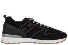 HOGAN REBEL MEN'S SHOES SUEDE TRAINERS SNEAKERS RUNNING R261. #hoganrebel #shoes #