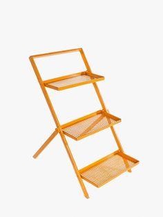 Estante Vintage Amarela | Collector55 - Collector55