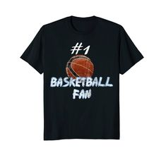 #Sports #Shirt 1 #Basketball Fan Grunge casual #clothing in a variety of colors and sizes.  Makes great gifts too.  Visit now   apparel fashion