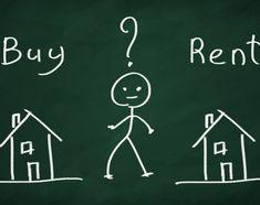 Should I buy or rent? (Video)