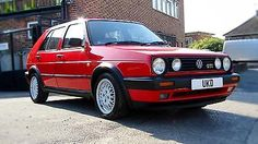 Vw #volkswagen 1992 golf gti 1.8 8v 5dr mk2 not mk1 red #manual #petrol , View more on the LINK: http://www.zeppy.io/product/gb/2/171962081721/
