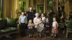 Wyjątkowa kolekcja zdjęć z okazji 90. urodzin królowej Elżbiety II