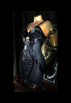 Dark Ladies Wear...Longline Octavia Couture.... by DarkLadiesWear