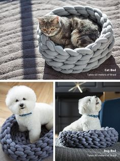 New line of Ohhio products. Throws, pet beds, mats and DIY kits.