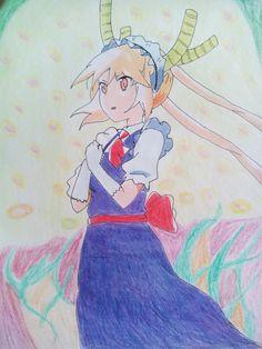 Tohru Dragon Maid Kobayashi-san