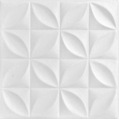 "Decorative Ceiling Tiles, Inc. Store - Perceptions - Styrofoam Ceiling Tile - 20""x20"" -"