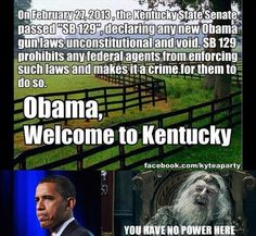 Welcome to Kentucky, Barry