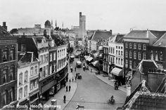 Hooge Steenweg Den Bosch (jaartal: 1930 tot 1940) - Foto's SERC