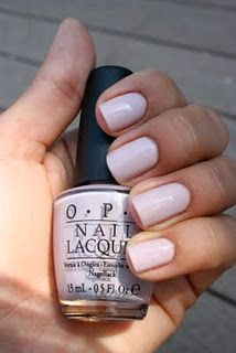 OPI - Steady as She Rose My favorite summer nail color.  My nails looks amazing with this color.