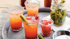 ... Cookbook: Sweet Drinks on Pinterest | Bloody mary, Gin and Margaritas