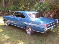 1967 Chevrolet Chevy II SS