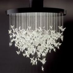Could also do this with tiny paper cranes.