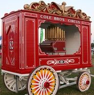 Image result for circus cart