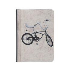 Ella Doran Chopper Bike A6 Hardback Notebook