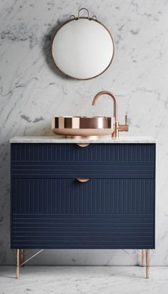 Discover the best luxury bathroom decor inspiration for your next interior design project here. For more visit  http://www.maisonvalentina.net/