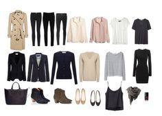 The 4-5 piece French wardrobe #6 - Page 26 - the Fashion Spot
