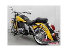 Mayflower's 1998 Honda Shadow