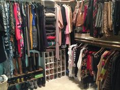 Pop over to Ask Suzanne Bell for step by step closet clean out inspiration and get the closet you've always wanted! http://asksuzannebell.com/get-the-closet-youve-always-wanted/