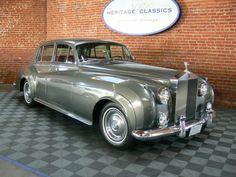 1962 Rolls-Royce Silver Cloud II for Sale