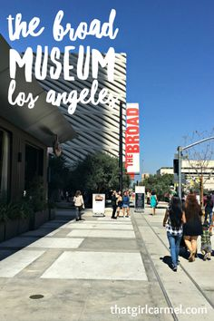 Exploring The Broad, the latest Los Angeles art museum