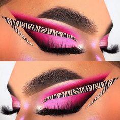 Rave Makeup, Creative Makeup Looks, Highlighter Makeup, Eye Art, Colorful Makeup, Eyeshadow, Lipstick, Cosmetics, Face