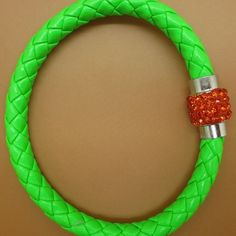 Neon Lime Green Bracelet from GODIS JEWELZ for $4.00