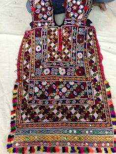 Banjara yough  vintage tribal banjara dress by VishalHandicrafts, $89.99