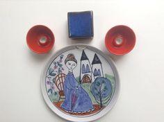 Scandinavian Pottery Arabia Kupittaan Savi Oy Gustavsberg   eBay