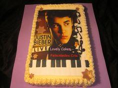 Tarta Justin Bieber