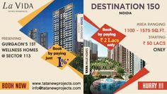 Top Housing Projects #TataValueHomesNoida & #TataLaVidaGurgaon By Top-Drawer Of #RealEstate @Tatanewprojects. To know more, http://ncrrealtyprojects.tumblr.com/post/157771530565/top-housing-projects-by-top-drawer-of-real-estate