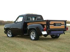 Dodge Show Trucks | Holley Truck Show 1975 Dodge D-100 short box, step side in Yorkton,Sk ...