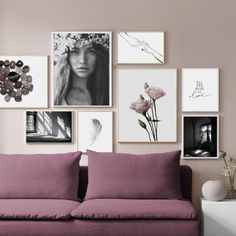 Frameless Canvas Prints are one of the most popular ways to display your favorite designs. With edge-to-edge prints and a nice depth, they're great for hanging or setting on any flat surface. Canvas Home, Canvas Wall Art, Canvas Prints, Art Prints, Diy Canvas, Flower Window, White Wall Decor, Nordic Art, Living Room Pictures