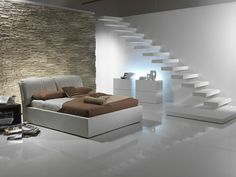 kleine schlafzimmer kreativ gestalten lila nuancen durchsichtiger ... - Schlafzimmer Ideen Modern