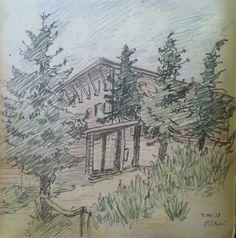 pamětní kniha z Lysé hory 1938