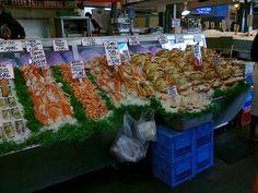 Pike Place Market in Seattle