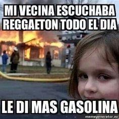 She asked for mas gasolina lol