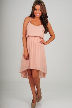 In Another's Arms Dress: Blush - Use the promo code HOLLIREP to get 10% off of every order plus get FREE SHIPPING with no minimum purchase!