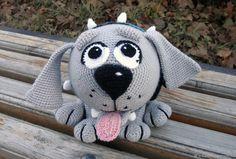 Купить Пёс Обжоркин в интернет магазине на Ярмарке Мастеров
