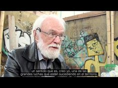 CONSTRUCCIÓN REBELDE DEL TERRITORIO Entrevista a David Harvey en El Tr3bol - YouTube