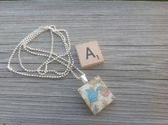 Scrabble Tile jewellery by Anastasia