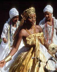 dança de Oxum