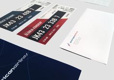 AmericanAirlines by Roger Schami, via Behance