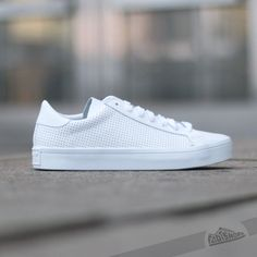 lowest price d41ac 4c210 adidas Court Vantage Ftw White  Ftw White  Core Black - Adidas White  Sneakers - Latest and fashionable shoes - adidas Court Vantage Ftw White   Ftw White  ...