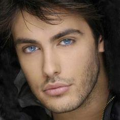 Kostas Martakis - Greek model/singer (*****Love those sexy eyes*****) Beautiful Blue Eyes, Pretty Eyes, Cool Eyes, Amazing Eyes, Beautiful People, Beautiful Pictures, Kostas Martakis, Tall Dark Handsome, Handsome Man