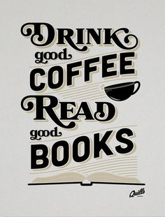 both, good coffee good books