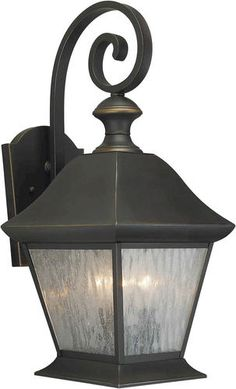 Menards Indoor Wall Sconces : Sterling 1-Light 10