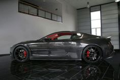 Carbon Fiber All Day: Introducing the Mansory Cyrus Based on Aston Martin DBS or DB9